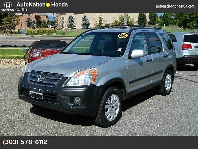 2006 Honda CR-V EX traction control stability control abs 4-wheel air conditioning power wind