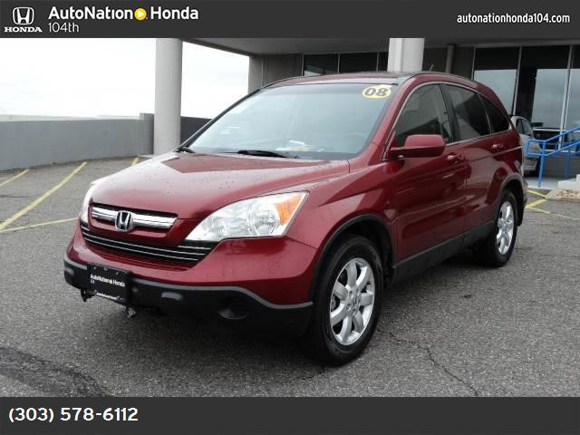 2008 Honda CR-V EX-L traction control stability control abs 4-wheel air conditioning power wi