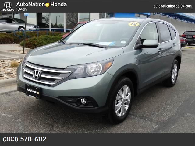 2012 Honda CR-V EX four wheel drive power steering 4-wheel disc brakes aluminum wheels tires -