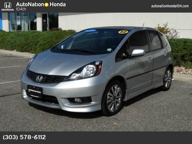 2013 Honda Fit Sport traction control stability control abs 4-wheel keyless entry air conditi