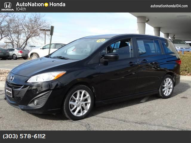 2012 Mazda Mazda5 Touring traction control stability control abs 4-wheel keyless entry air co