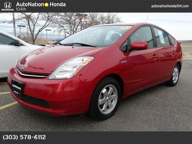 2007 Toyota Prius  traction control abs 4-wheel air conditioning power windows power door loc