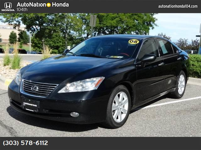 2008 Lexus ES 350  premium pkg traction control stability control abs 4-wheel keyless entry