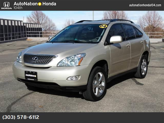 2004 Lexus RX 330  traction control abs 4-wheel air conditioning power windows power door loc