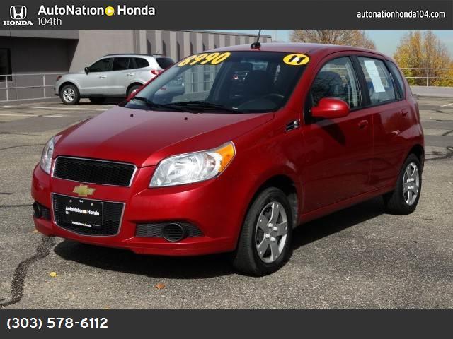2011 Chevrolet Aveo LS keyless entry power door locks power steering tilt wheel amfm stereo o