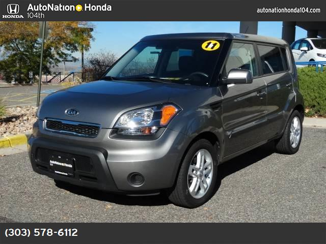 2011 Kia Soul  sport suspension traction control stability control abs 4-wheel air condition
