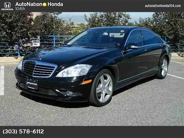 2009 Mercedes S-Class 55L V8 65138 miles VIN WDDNG86X79A256203 Stock  1138807347 34492