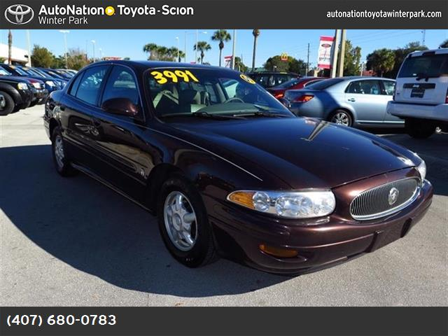 2001 Buick LeSabre near Winter Park FL 32792 for $3,991.00
