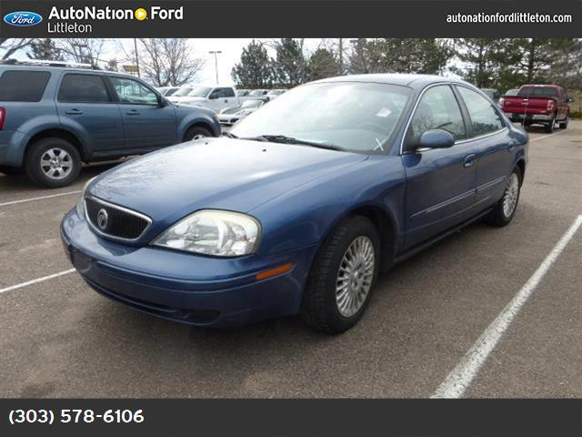 2002 Mercury Sable near Littleton CO 80122 for $4,994.00