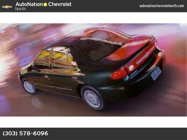 2004 Chevrolet Cavalier near Denver CO 80221 for $2,991.00