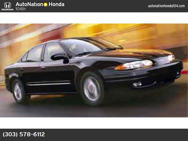 2004 Oldsmobile Alero GL1 136531 miles VIN 1G3NL12F84C219894 Stock  1151075449 5490