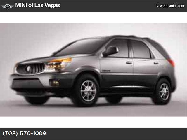 2003 Buick Rendezvous CX air conditioning power windows power door locks cruise control power s