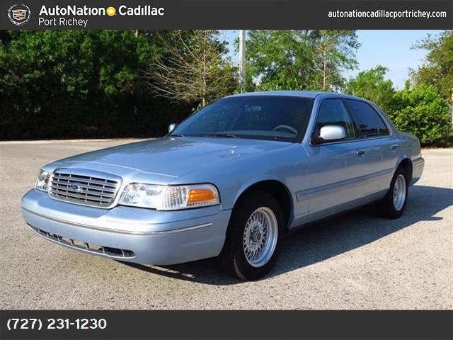 1999 Ford Crown Victoria near Port Richey FL 34668 for $3,749.00