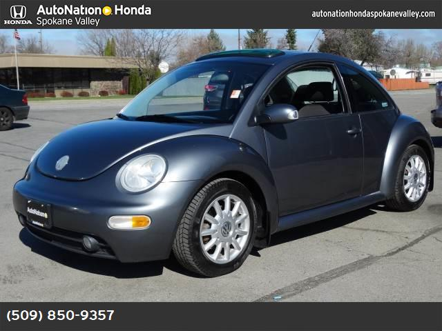 2004 Volkswagen New Beetle near Spokane WA 99212 for $4,995.00