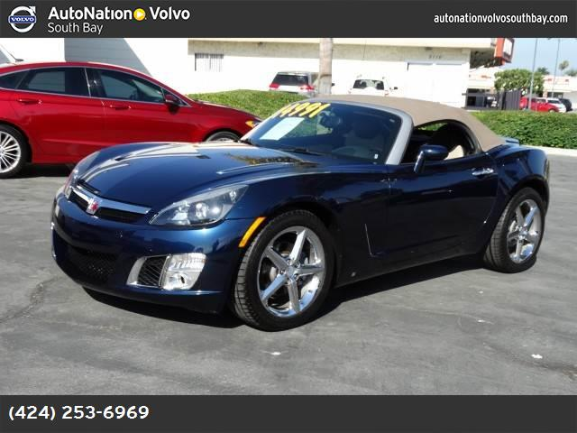 2007 Saturn Sky Red Line abs 4-wheel air conditioning power windows power door locks cruise c