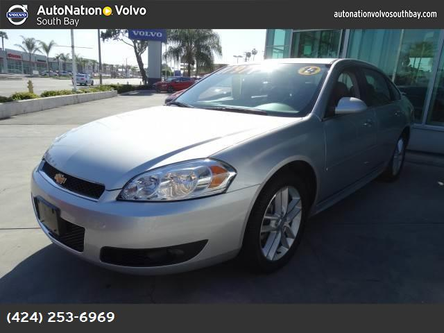 2014 Chevrolet Impala Limited LTZ traction control stabilitrak abs 4-wheel keyless entry keyl