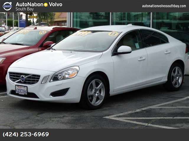 2013 Volvo S60 T5 traction control dynamic stability control abs 4-wheel keyless entry air co