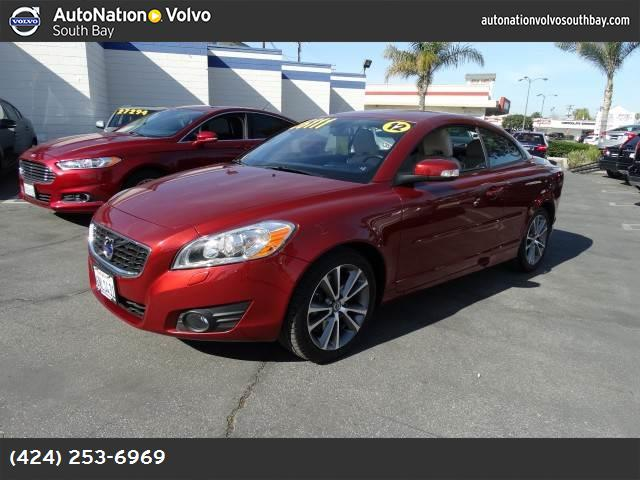 2012 Volvo C70 T5 Premier Plus traction control stability control abs 4-wheel keyless entry a
