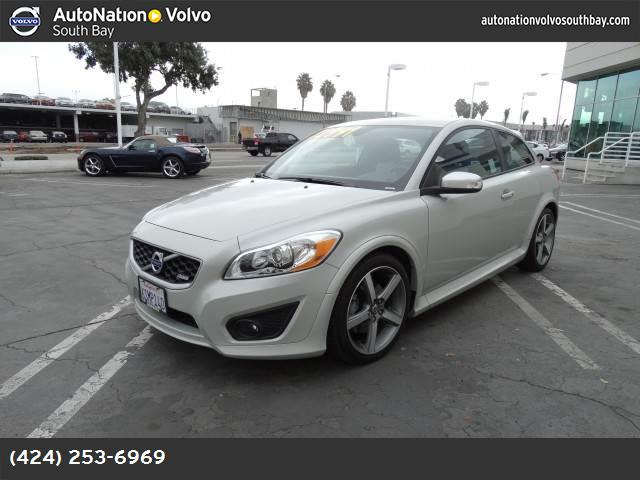 2011 Volvo C30  traction control stability control abs 4-wheel keyless entry air conditioning
