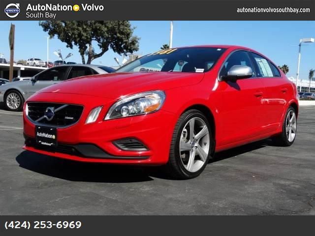 2012 Volvo S60 T6 traction control dynamic stability control abs 4-wheel keyless entry air co