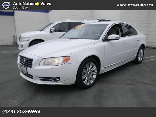 2011 Volvo S80 32L traction control stability control abs 4-wheel keyless entry air conditio