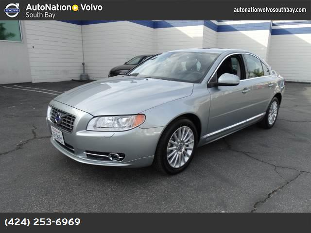 2013 Volvo S80 32L traction control dynamic stability control abs 4-wheel keyless entry air