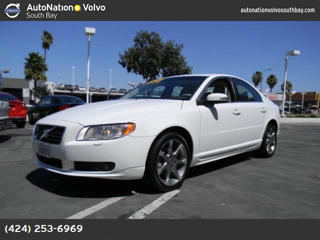2009 Volvo S80 I6 Turbo blis traction control stability control abs 4-wheel keyless entry ai