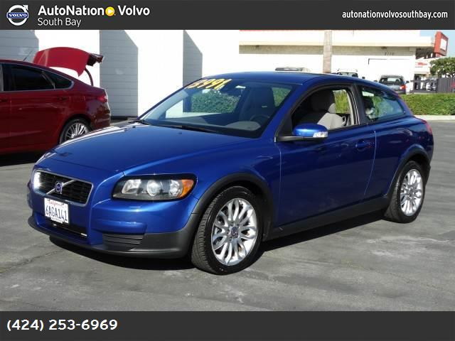 2008 Volvo C30 Version 20 traction control stability control abs 4-wheel air conditioning po