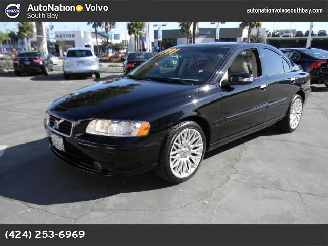 2008 Volvo S60 24T T5 wSnrf traction control stability control abs 4-wheel air conditioning
