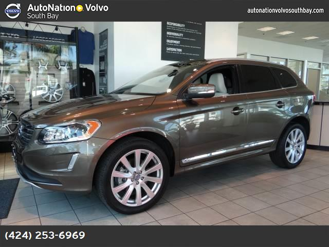 2015 Volvo XC60 T6 Platinum traction control stability control abs 4-wheel air conditioning p