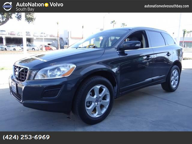 2012 Volvo XC60 32L PZEV traction control stability control abs 4-wheel air conditioning pow