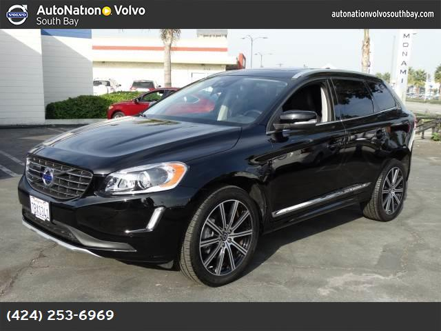 2014 Volvo XC60 32L black stone front wheel drive power steering abs 4-wheel disc brakes brak