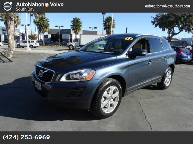 2011 Volvo XC60 32L traction control stability control abs 4-wheel keyless entry air conditi