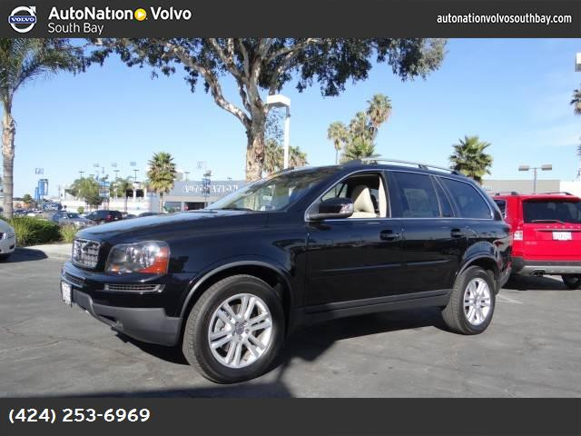 2012 Volvo XC90  traction control stability control abs 4-wheel air conditioning air cond rea