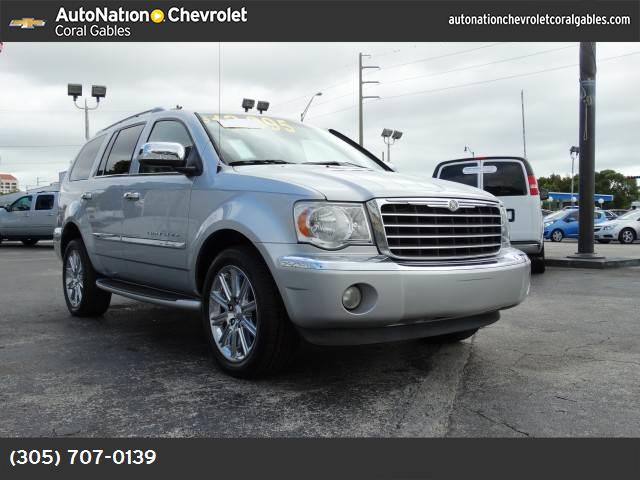 2008 Chrysler Aspen Limited traction control stability control abs 4-wheel air conditioning a