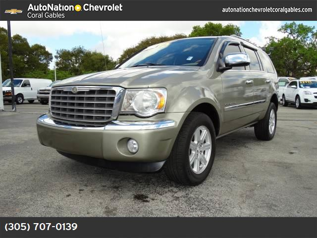 2007 Chrysler Aspen Limited stability control abs 4-wheel air conditioning air cond rear powe