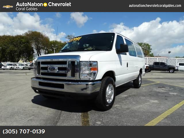 2014 Ford Econoline Wagon XL handling pkg traction control advancetrac abs 4-wheel air condit