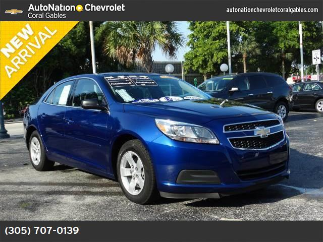 2013 Chevrolet Malibu LS traction control stabilitrak air conditioning power windows power door