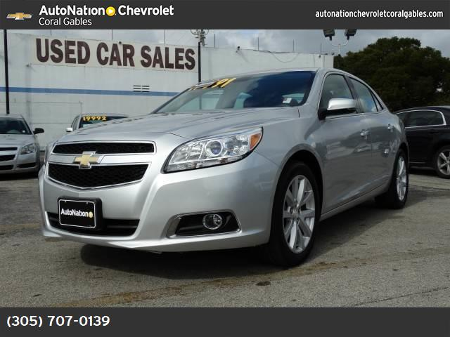 2013 Chevrolet Malibu LT traction control stabilitrak keyless entry air conditioning power wind