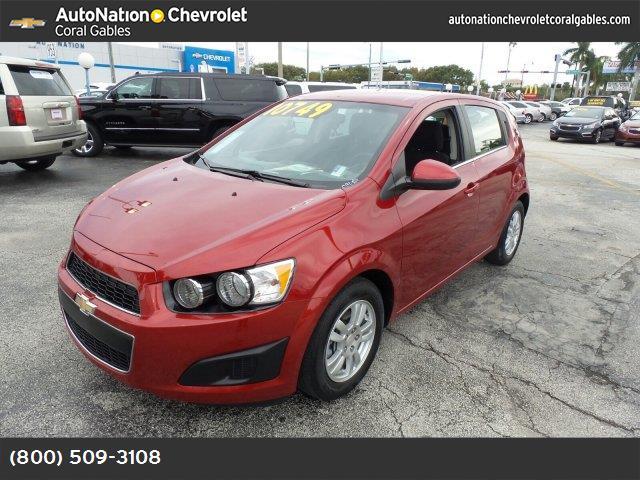 2013 Chevrolet Sonic LT 33129 miles VIN 1G1JC6SH6D4187267 Stock  1166201117 12994