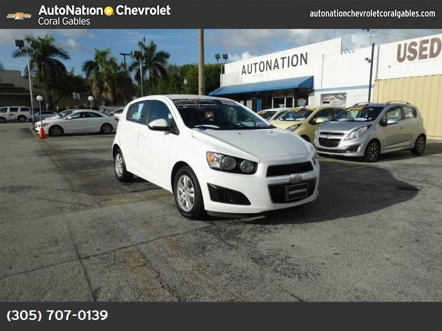 2013 Chevrolet Sonic LT hill hold assist control traction control stabilitrak abs 4-wheel key