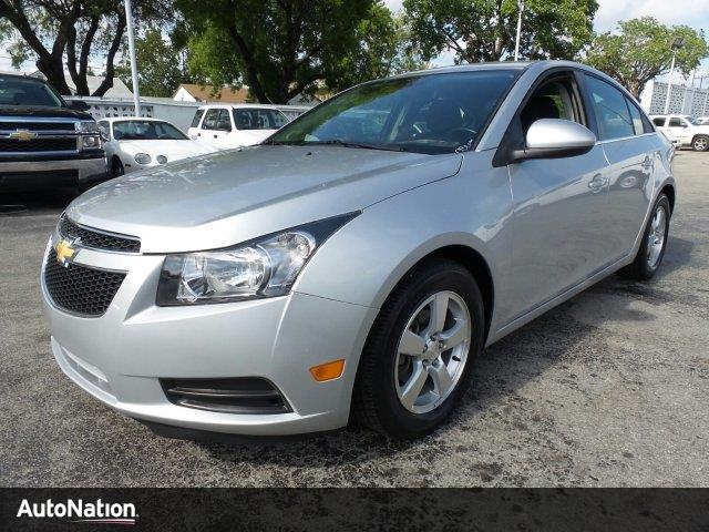 2014 Chevrolet Cruze 1LT traction control stabilitrak abs 4-wheel air conditioning power wind