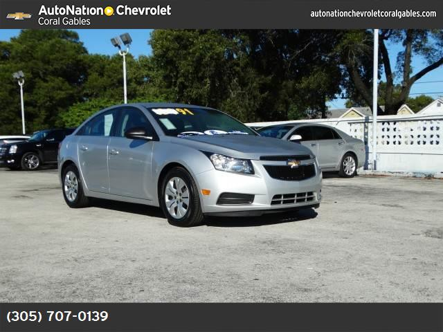 2012 Chevrolet Cruze LS traction control stabilitrak abs 4-wheel air conditioning power windo