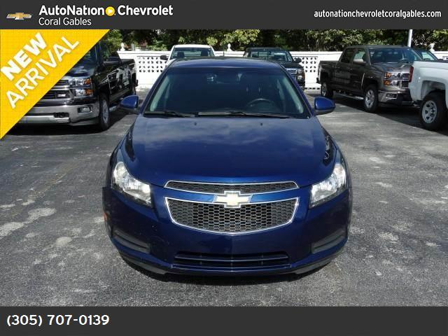 2012 Chevrolet Cruze LT w1LT traction control stabilitrak abs 4-wheel keyless entry air cond