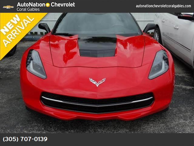 2014 Chevrolet Corvette Stingray 2LT 1lt traction control stabilitrak abs 4-wheel keyless ent
