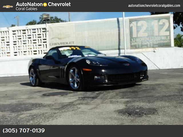 2010 Chevrolet Corvette Z16 Grand Sport w4LT performance pkg traction control abs 4-wheel key