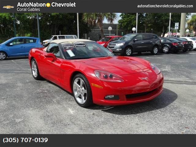 2006 Chevrolet Corvette  traction control abs 4-wheel air conditioning power windows power do