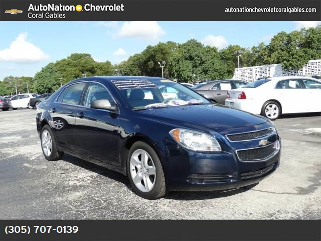 2011 Chevrolet Malibu LS w1LS traction control stability control abs 4-wheel air conditioning