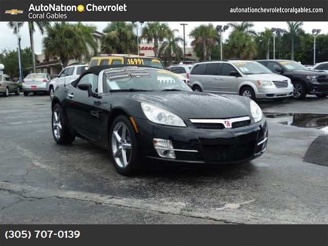 2007 Saturn Sky  abs 4-wheel air conditioning power windows power door locks cruise control