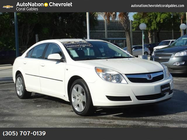 2008 Saturn Aura XE traction control stabilitrak abs 4-wheel air conditioning power windows